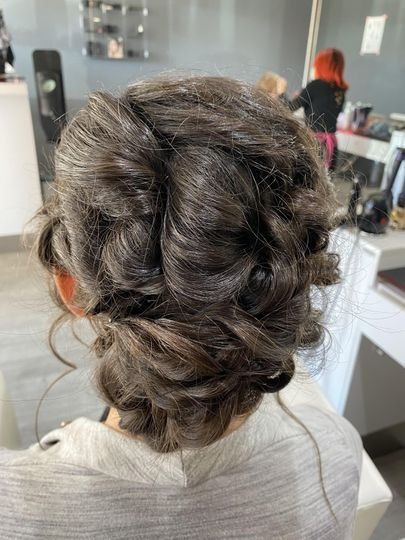 Up do's? that's our specialty