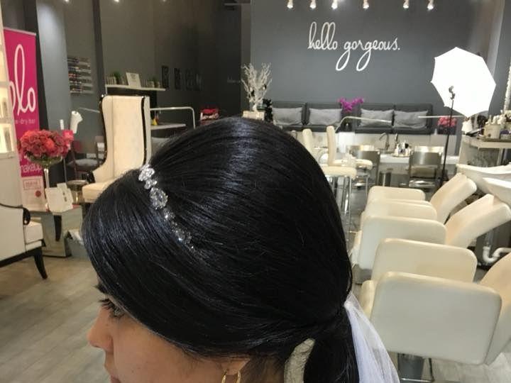 Tmx Bridal Updo Veil 51 1461891 159985420647578 Naples, FL wedding beauty
