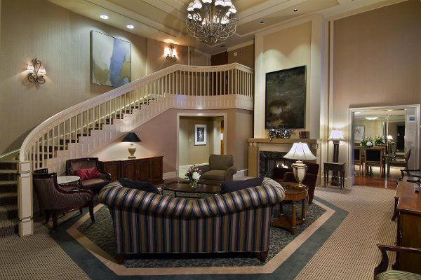 The International Parlor is the perfect place to prepare for your big day and enjoy a private...