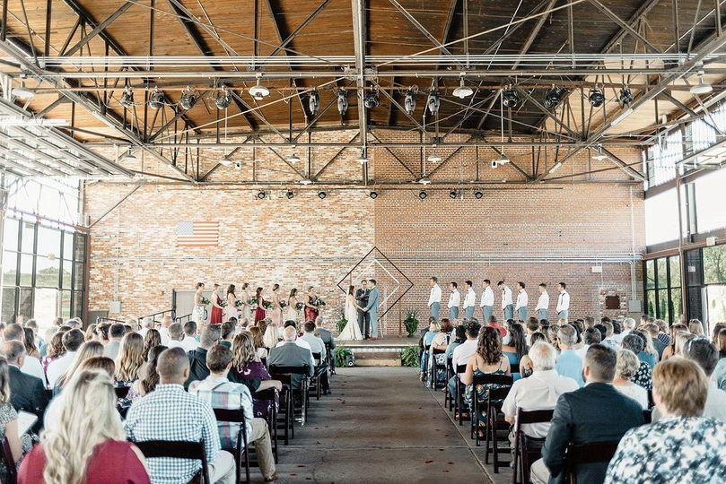 Large ceremony - Catherine Milliron Photography