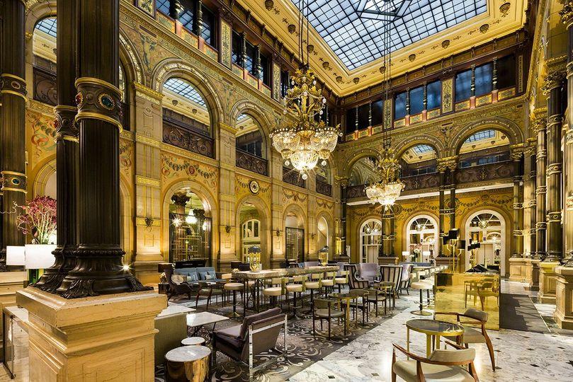 Le Grand Salon restaurant