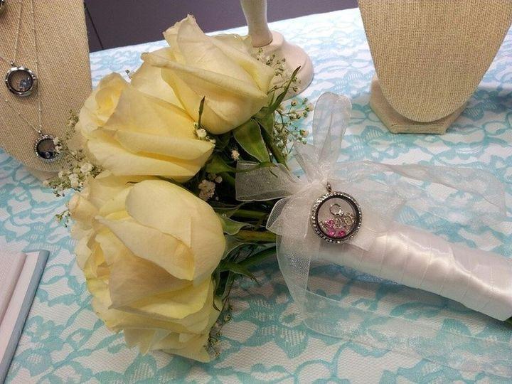 Tmx 1365602161996 Bouquet Wedding Locket Manahawkin wedding jewelry