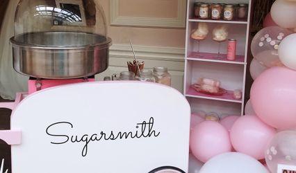 Sugarsmith Modern Cotton Candy & Balloons