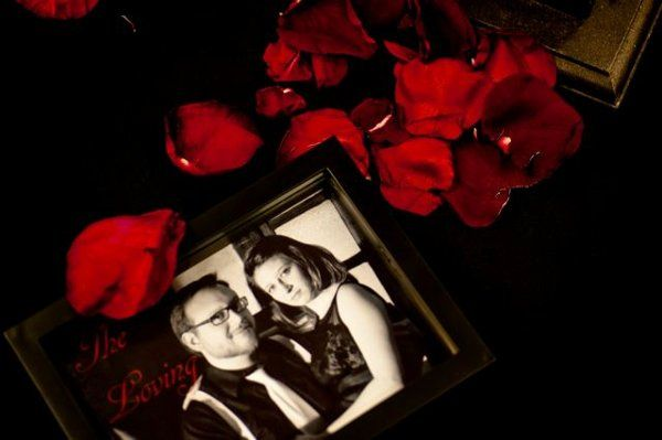 Couples' portrait
