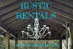 Rustic Rentals image
