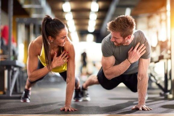 Training couples