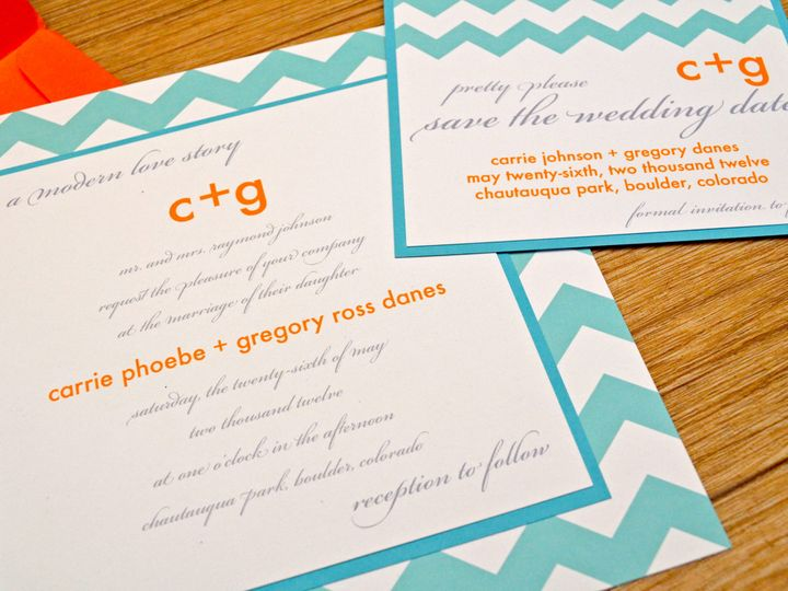 Tmx 1377634921185 Dsc0038 Denver, CO wedding invitation