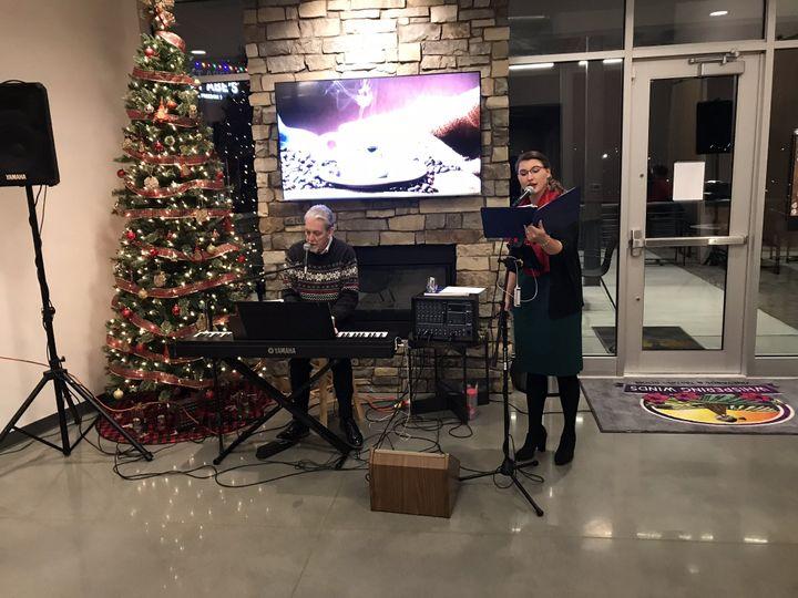 Dulcet Christmas gig
