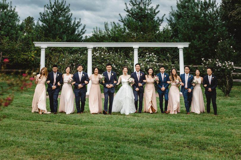 Rose Hill Mansion, Leesburg Virginia wedding