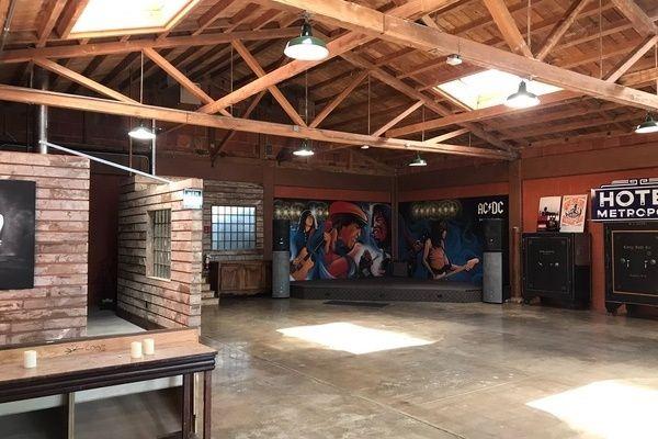 Event Hall - Empty