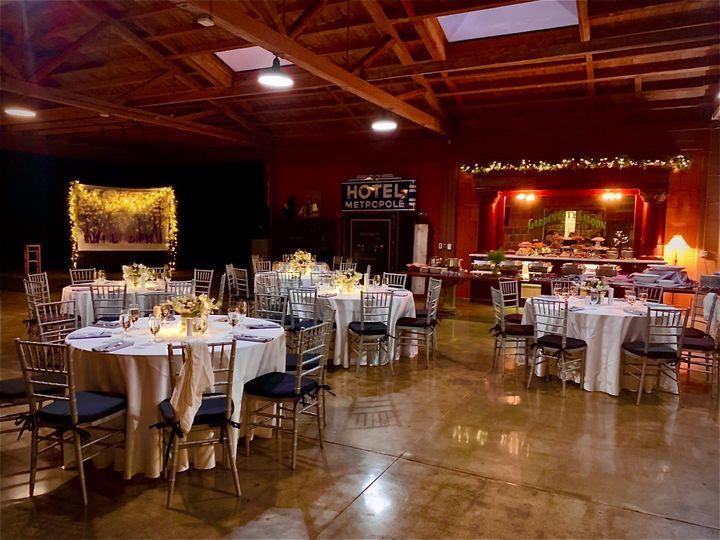 Event Hall reception