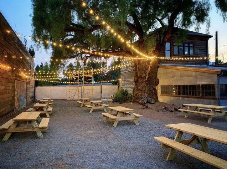 Fabers Outdoor Garden Space