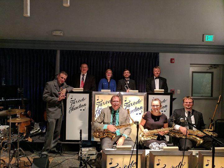 Tmx Wedding Band 51 1018891 Cedar Falls, Iowa wedding band