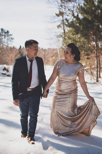 Amy + Meng's Engagement