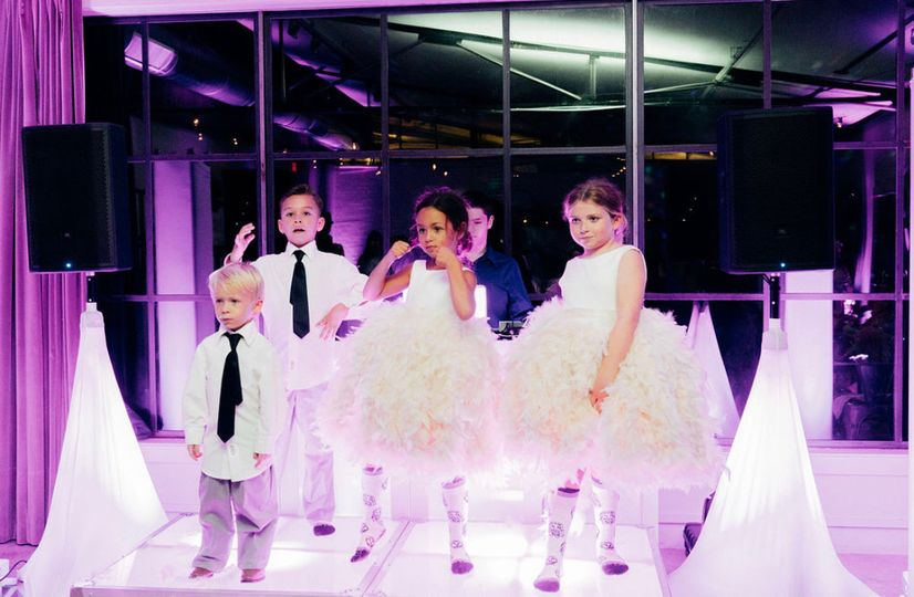Ringbearers & Flower Girls