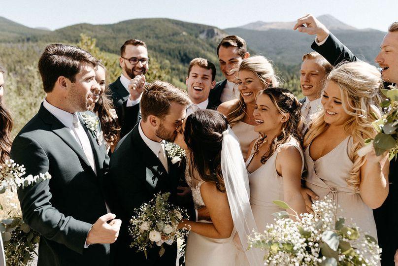 Lodge at Breck Wedding