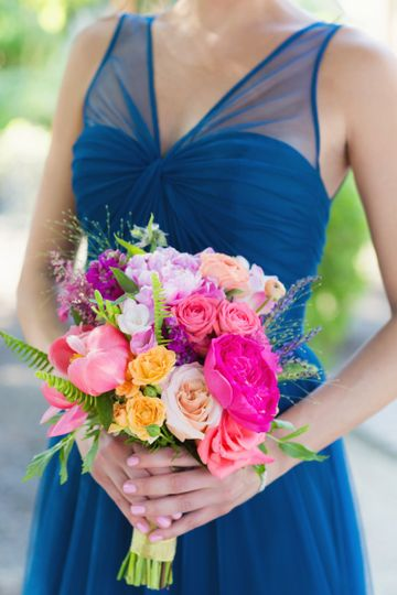 Colorful bouquet