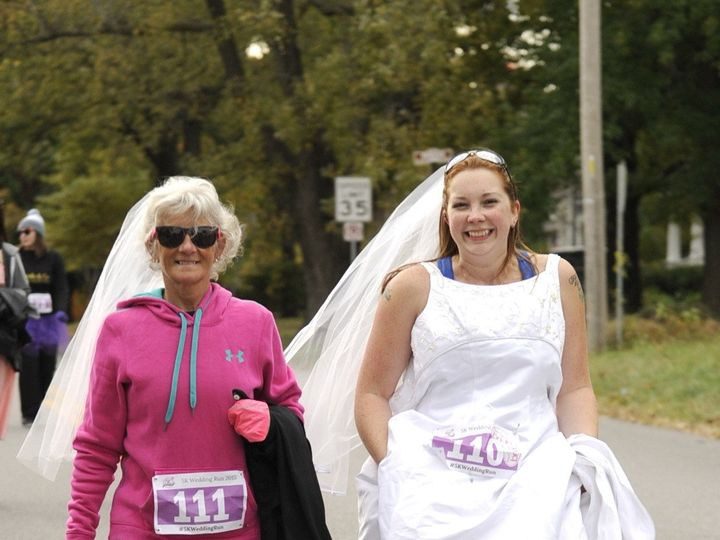 Tmx 1452967944783 Kansas City 5k Bridal Walk Run Bridal Show Bridal  Lees Summit wedding dress