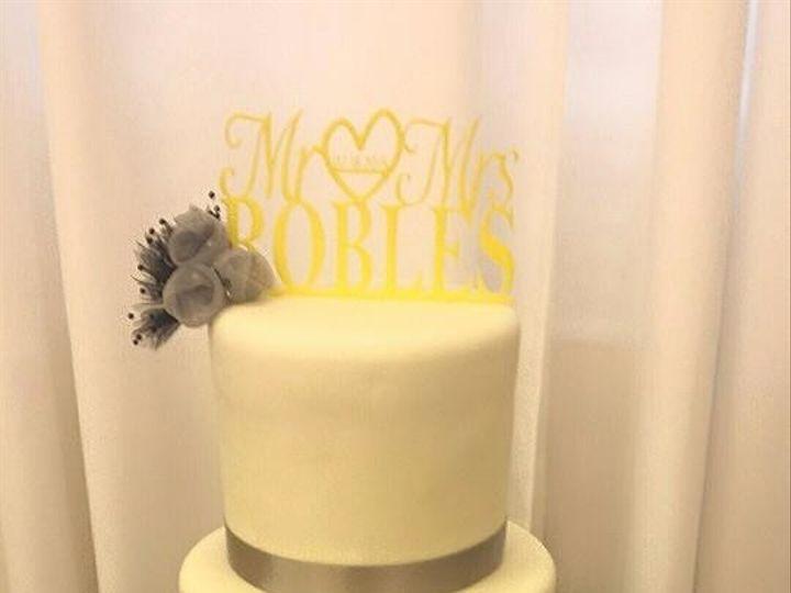 Tmx 1499988100603 Wedding Cake Simple Bakersfield, CA wedding cake