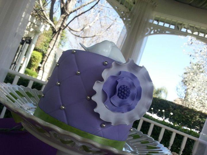 Tmx 1499988121481 Lil Wedding Cake Bakersfield, CA wedding cake