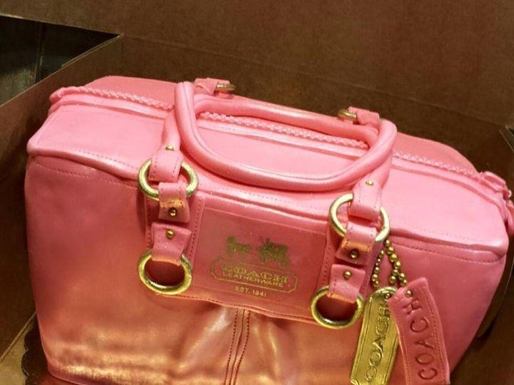 Tmx 1499988319219 Coach Purse Cake Bakersfield, CA wedding cake