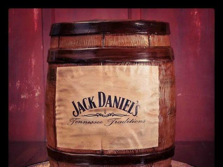 Tmx 1499988319251 Jd Barrel Bakersfield, CA wedding cake