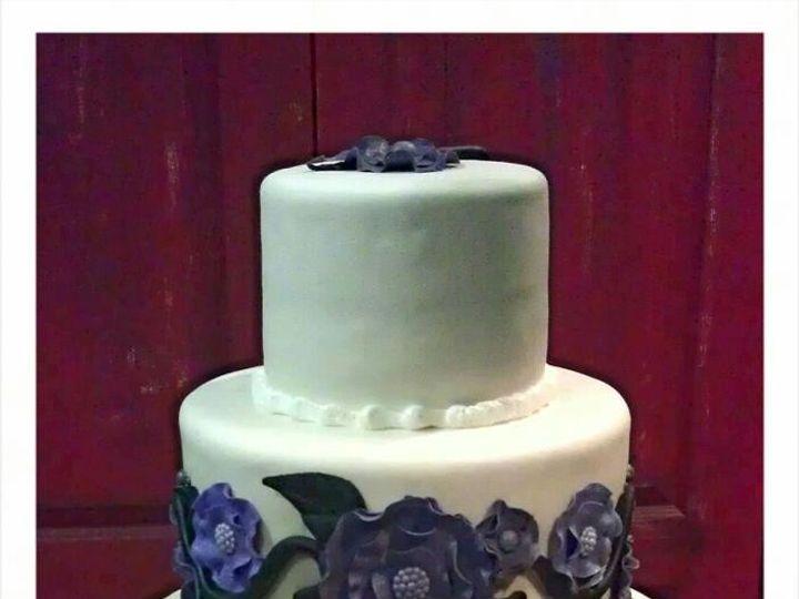 Tmx 1499988368875 Wedding Back Bakersfield, CA wedding cake