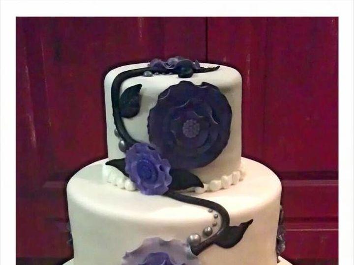 Tmx 1499988380914 Wedding Bakersfield, CA wedding cake