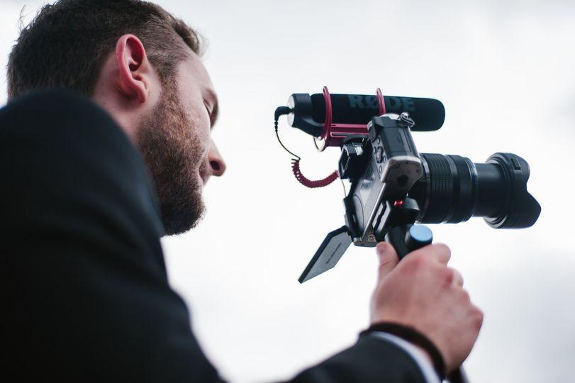 Videographer | Photo taken by KCP