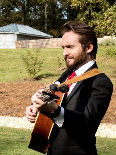 Guitarist | Photo taken by Madi Schwarz