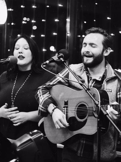 Singing | Photo by Hallie Harper
