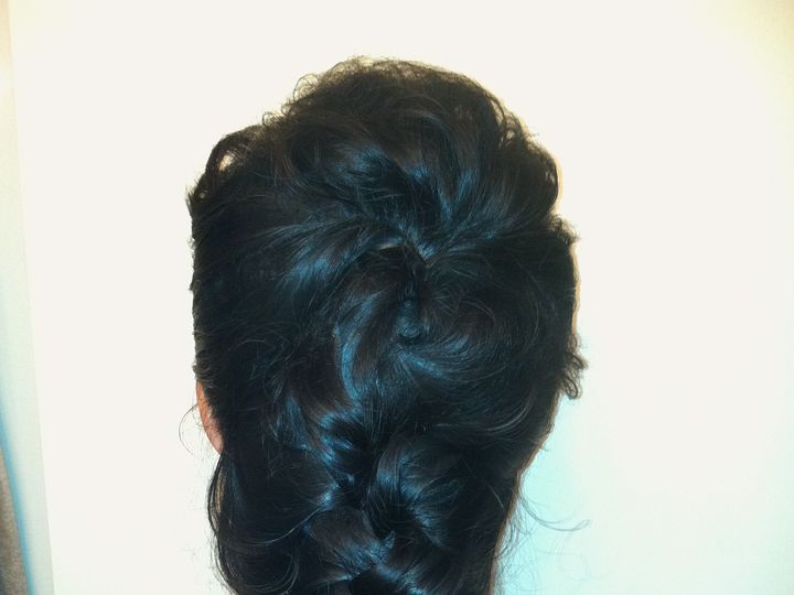 Tmx 1376718210872 Hairstyling1 Burbank, CA wedding beauty