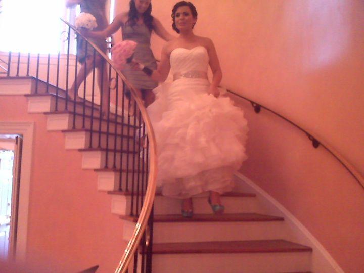Tmx 1451239086942 Ashleys Wedding   Ashley On Spiral Staircase Addison, TX wedding officiant