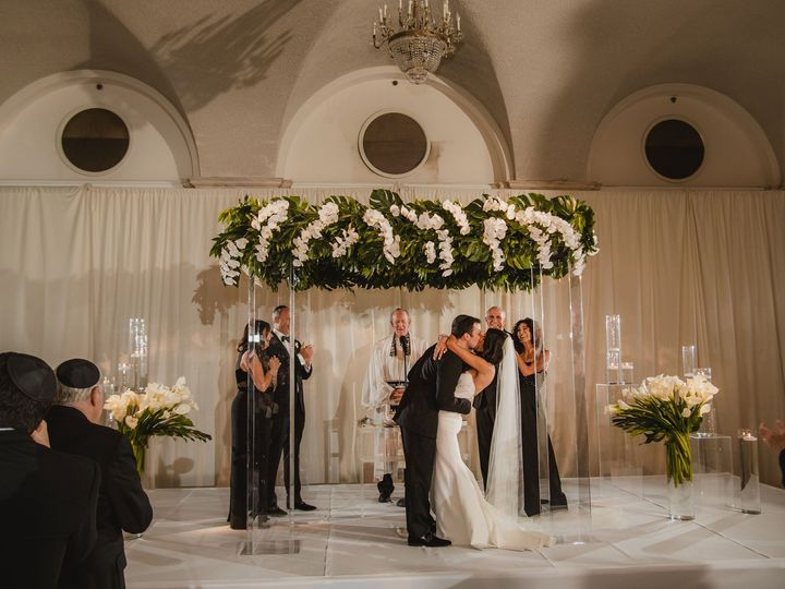 Tmx Kiss Under Chuppah 51 82991 1569089721 Glenside, PA wedding florist