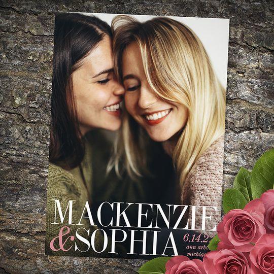 Mackenzie and Sophia