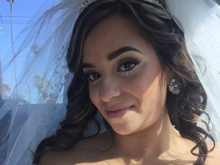 Tmx 1441776886198 Andrea Corona, California wedding beauty