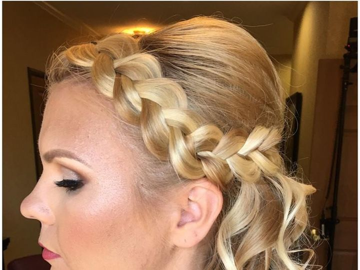 Tmx 1495582512430 Hair Corona, California wedding beauty