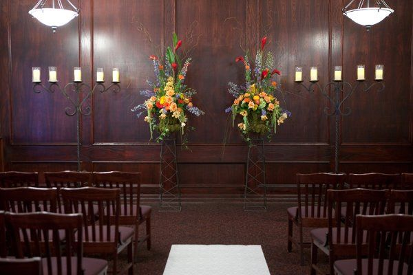 Our private space perfect your ceremony