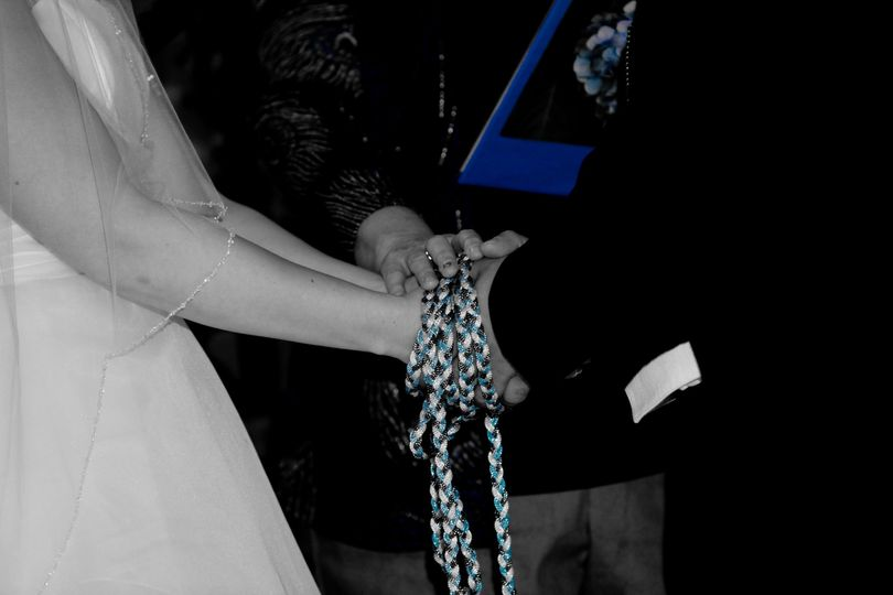 Celtic hand fasting