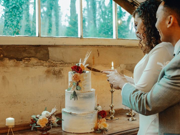 Tmx Cake Display 1 51 1905991 158877197125981 Mechanicsburg, PA wedding florist