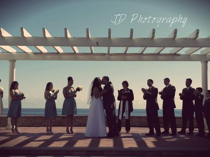 Tmx 1357215349850 Meninaandcarlos Point Pleasant Beach, NJ wedding officiant