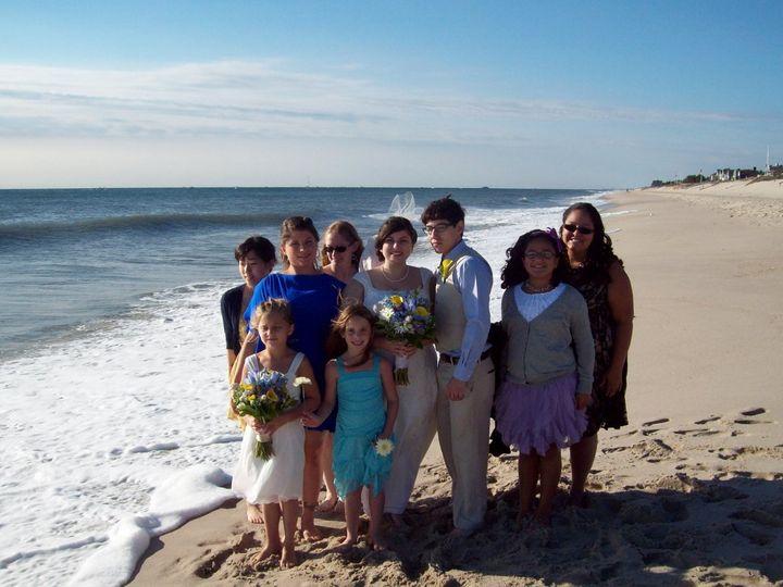 Tmx 1357215732351 RitaandEdgar28 Point Pleasant Beach, NJ wedding officiant