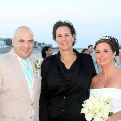Tmx 1357215909695 MewithMarkandShannon Point Pleasant Beach, NJ wedding officiant