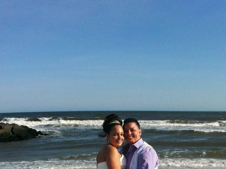 Tmx 1357216659838 IMG1919 Point Pleasant Beach, NJ wedding officiant