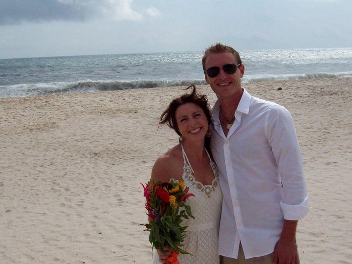 Tmx 1357217477716 Mikeandeve1 Point Pleasant Beach, NJ wedding officiant
