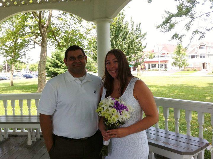 Tmx 1357317927247 Taraandmichael2 Point Pleasant Beach, NJ wedding officiant