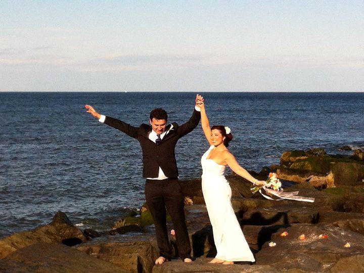 Tmx 1385382842709 Elopement On Spring Lake Beach Passaic Street Entr Point Pleasant Beach, NJ wedding officiant