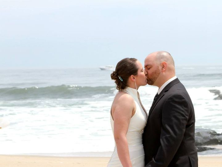 Tmx 1389750821161 Amber And Pete The Kis Point Pleasant Beach, NJ wedding officiant