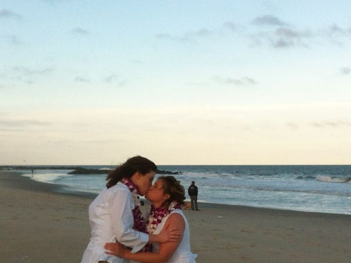 Tmx 1389751062767 Melissa And Amanda The Kis Point Pleasant Beach, NJ wedding officiant