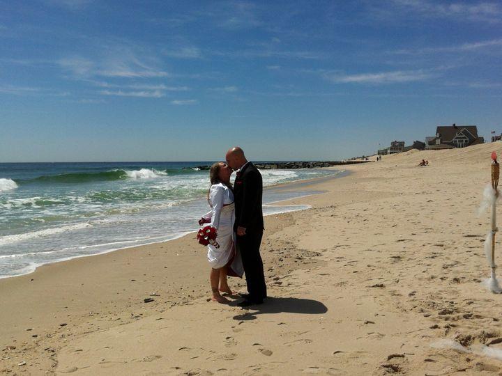 Tmx 1389751111742 Seaside Ceremony The Kis Point Pleasant Beach, NJ wedding officiant